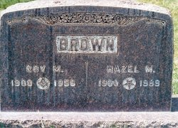 Roy Malvin Brown, Sr