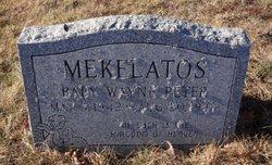 Baby Wayne Peter Mekelatos