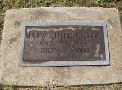 Mary Ethel Coffey