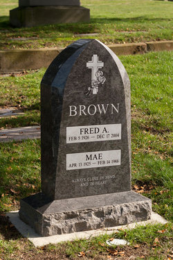 Fred A. Brown