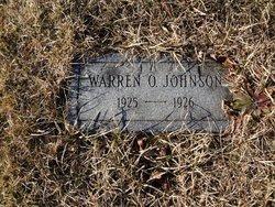 Warren O Johnson