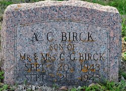A. C. Birck