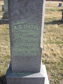 A. G. Hatch