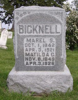 Marel Simpson Bicknell