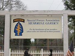 Special Forces Association Memorial Garden