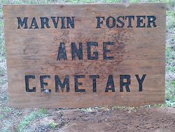 Marvin Foster Ange Cemetery