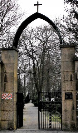 Christophorus Friedhof