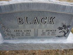 Arica L. <i>Lowe</i> Black