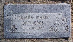 Briana Marie Ontiveros