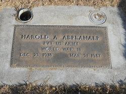 Harold Arnold Abplanalp