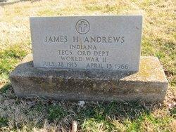James H Andrews