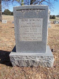 Irene <i>Bowling</i> Bryant