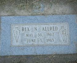 Rex Norman Allred