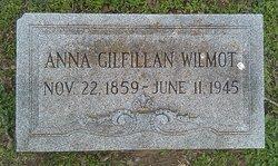 Anna <i>Gilfillan</i> Wilmont