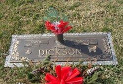 Carolyn J. <i>Wachter</i> Dickson