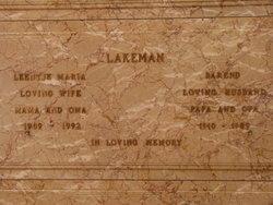 Lenntje Marie <i>Visser</i> Lakeman