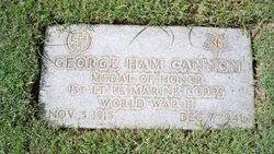George Ham Cannon