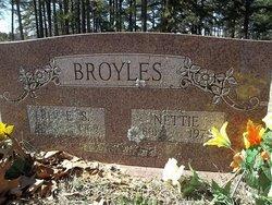 Mary Nettie <i>Creekmore</i> Broyles