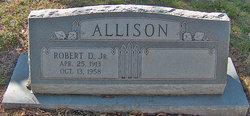 Robert Donald Allison, Jr