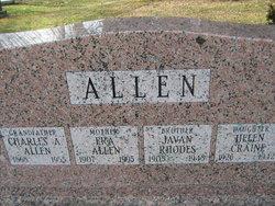Helen <i>Craine</i> Allen
