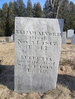 Elijah Alvord