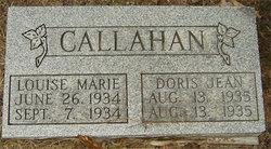 Doris Jean Callahan