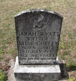 Sarah <i>Wyatt</i> Coffey