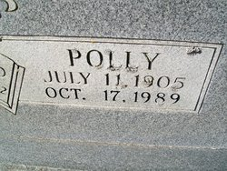 Polly <i>Ponder</i> Barnett