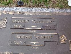 Barney Stanley Burel