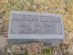 Alphonso D. Adkins