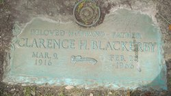 Clarence Henry Blackerby