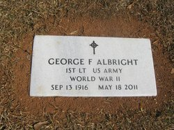 George Franklin Albright
