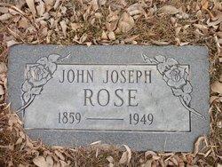 John Joseph Rose, Sr