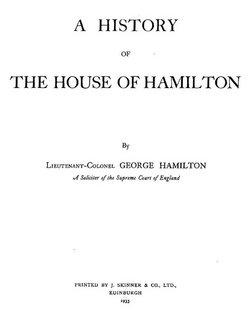 LTC George Hamilton