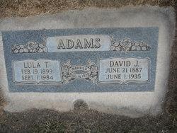 David Jefferson Adams