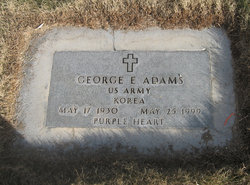 George Eugene Adams