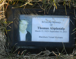 Thomas Lee Abplanalp