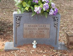 Ruth Aileen <i>Liles</i> Binford