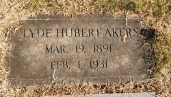 Clyde Hubert Akers