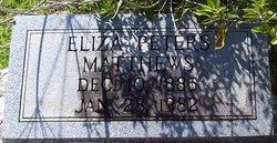 Eliza <i>Peters</i> Matthews