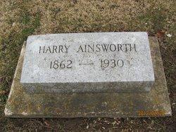 Harry Ainsworth