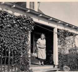 Augusta Marie Gussie <i>Brown</i> Robertson