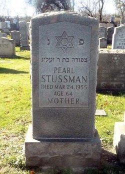 Pearl Stussman