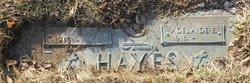 Floyd Vernon Hayes, Sr