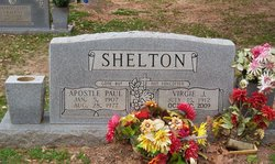 Virgie Jane <i>Landrum</i> Shelton