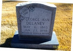 George Ann <i>Payne</i> Delaney