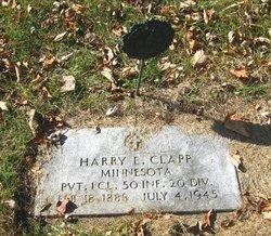 Harry Elmer Clapp