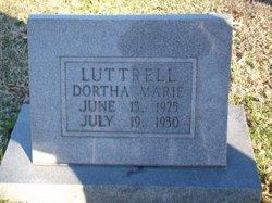 Dortha Marie Luttrell