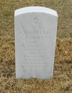 Dr Charles Dean Chuck Covey