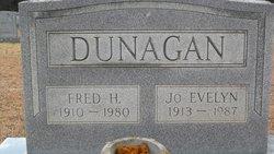 Jo Evelyn Dunagan